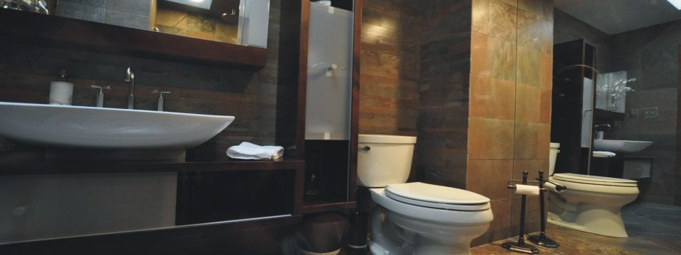 Nieprzyjemny zapach w łazience