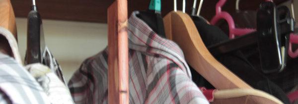 Jak usunąć nieprzyjemny zapach z szafy?